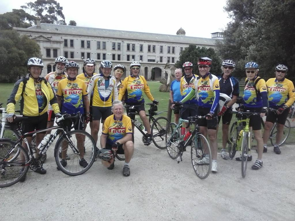 Cycling Werribee 2015